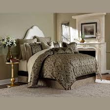 Michael Amini Imperial Luxury Bedding Set CMW Sheets & Bedding