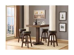 Guinness Bar 5 Pc Pub Table Set By E.C.I. Furniture At Dinette Depot