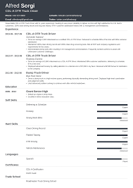 Truck Driver Resume: Sample And Complete Guide [+20 Examples] Delivery Driver Resume Samples Velvet Jobs Deliver Examples By Real People Bus Sample Kickresume Template For Position 115916 Truck No Heavy Cv Hgv Uk Lorry Dump Templates Forklift Lovely 19 Forklift Operator Otr Elegant Professional Objective Beautiful School Example Writing Tips Genius Truck Driver Resume Sample Kinalico Tacusotechco