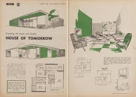 100 Modern House Floor Plans Australia Postwar Sydney Home 1945 To 1959 Sydney Living Museums