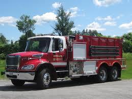 100 Fire Trucks Unlimited Freightliner Tanker Truck Trucks