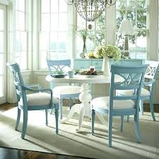 Fascinating Blue Dining Room Chairs Light White Upholstery Table Duck Egg And W Metal