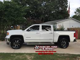 MOTO METAL MO970 RIMS 20×9 – 2015 CHEVY SILVERADO 1500 & NITTO TIRES