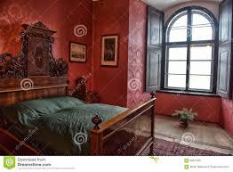 antikes schlafzimmer redaktionelles foto bild