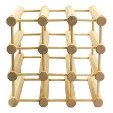 Modular Wine Rack 12 Bottle Capacity