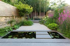 Full Image For Garden Patio Design Ideas Pictures Apartment Balcony Adding A Pond