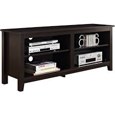 Artificial Christmas Tree Stand Walmart by Wood Tv Stand For Tvs Up To 60