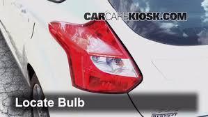 brake l bulb fault 2015 ford focus brake light change 2012 2016 ford focus 2013 ford focus se 2 0l