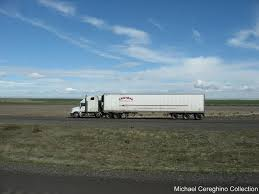 100 Central Refrigerated Trucks Freightliner Columbia With TriDem Flickr