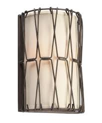 troy lighting b4462 buxton 9 inch wide wall sconce capitol