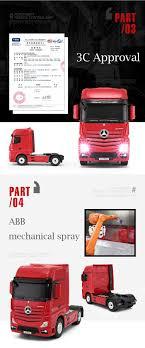 Rastar Mercedes Benz Rc Electric Mini Truck - Buy Electric Truck ...