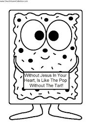 Poptart Printable Cutout Template Coloring Page For Kids Preschool Kindergarten 2 816x