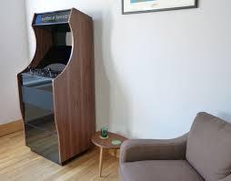 Mortal Kombat Arcade Machine Uk by Retrograde Surface Tension Modern Upright Arcade Machine
