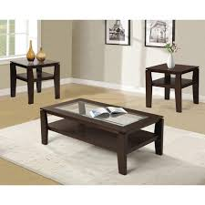 home design piece living room table sets amazon com 3pc coffee