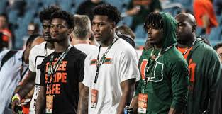 Upper Deck Cougars Tryouts by Miami Hurricanes Football U0026 Recruiting