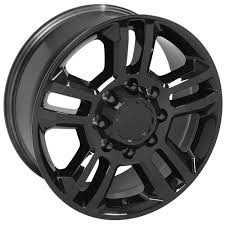 20 Inch Chevy Truck Rims 6 Lugs