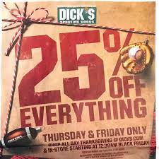 Dicks Sporting Goods Black Friday 2019 Ad, Deals & Sales ... How To Use A Dicks Sporting Goods Promo Code Print Dicks Coupons Coupon Codes Blog 31 Hacks Thatll Shock You The Krazy Coupons Express And Printable In Store 20 Off Weekly Ads 20 Much Save With Shopping Deals Promotions Goleta Valley South Little League Official Retail Sponsor Of The World Series