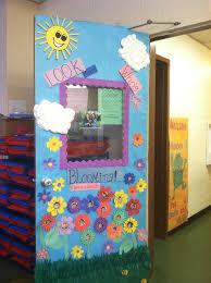 delectable 50 spring classroom door decorations decorating design