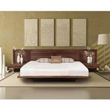 Modern Beds King Queen Full & Twin Size Beds at Lumens