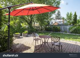 Backyard Garden Bright Orange Cantilever Umbrella Stock Photo ... Backyard Bistro Raleigh Nc Youtube 150 Best Wedding Ideas Images On Pinterest Bauer Brief Burger Challenge Hot Bowl Of Soup Please Joveco Ratten Wicker Outdoor Ding Table Glass Classic Rattan Chairs The Cooking Actress Gervasi Vineyard Review And Happy 4th July Garden Bright Orange Cantilever Umbrella Stock Photo Amazoncom Globe String Lights With G40 Bulbs 50 Ft By Deneve Our Area Plan New Darlings Patio Fniture Sets