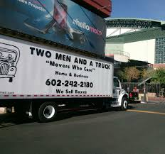 100 Two Men And A Truck Moving Company Movers In PhoenixWest Valley Z TWO MEN ND TRUCK