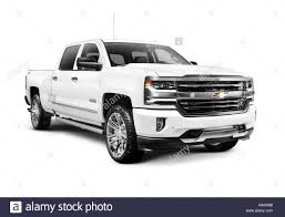 100 White Pick Up Truck 2017 Chevrolet Silverado 1500 Up With High Country