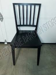 2 Pottery Barn PB Gustavian Dining Room Table Kitchen Side Arm Chairs
