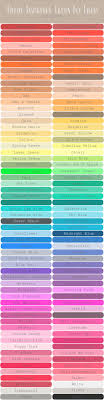 82 best Color wheel and color names images on Pinterest
