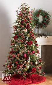 Winterberry Christmas Tree by 2351 Best Themed Christmas Trees Images On Pinterest Themed
