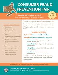us federal trade commission bureau of consumer protection 2018 consumer fraud prevention fair in reno march 7