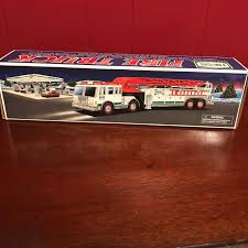 NEW! 2000 Hess Toy Fire Truck Emergency Flashers Sirens Horn Ladder ... Value Of Hess Trucks Collectors Best Truck Resource Hess Application 28 Images Emrwebsite To A Ev Why Halfcenturyold Toy Remains Popular Holiday Gift The Verge Lot 8 Mini 2000 2001 2002 2003 2004 20062 2007 Christmas Gifts For Kids Used Fire Ebay Attractive Athearn Ho Scale Ford C Retro Recent Cvetteforum Chevrolet 2015 Toy Is Yet No Time Mommy Storytime Janeil Hricharan And Racer 1988 Ebay 16 Vintage Hess New Old Stock 1990s 2000s Lot B Pinterest