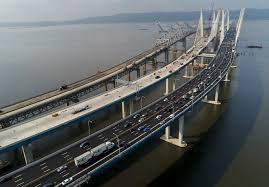 Cuomo Bridge Tolls Could Balloon To Cover Construction Costs As It ... Tappan Zee Bridge 2017present Wikipedia Guest Blog Dont Hold Residents Hostage Via Tolls Kaleidoscope Eyes Governor Cuomo Announces Major Miltones For Infrastructure Ny Snags 16b Federal Loan Replacement Thruway Authority Hiring Toll Takers Despite Cashless Tolling Push The New On Twitter Tbt Demolishing The Switch Ezpasses Or Face Hike Tells Commuters Ruling Stirs Fear Of Higher Tolls Heres How New Grand Island Works Buffalo Petion Ellen Jaffee Cap