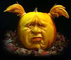 Funniest Pumpkin Carvings Ever by Funny Pumpkin Carving Art By Ray Villafane