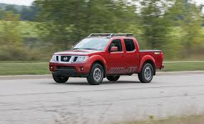 100 Old Nissan Trucks 2017 Frontier Pro4X 4x4 Crew Cab Automatic Test