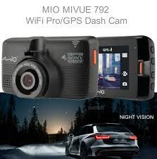 Mio Mivue 792 WIFI Pro GPS Car Dash Camera?2.7