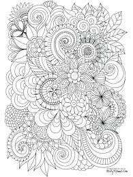 Christmas Coloring Pages For Adults Free Printable Pinterest Zen Adult
