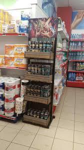 Max Fixtures End Floor Display Beer Cap Gondola Shelving U Countertop Ready To Sell