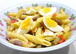 pâtes froides en salades salades recettes