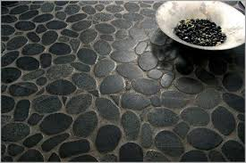 pebble shower floor tile 盪 a guide on sliced pebble tile