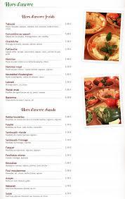 vestiges de baalbek à mulhouse carte menu et photos