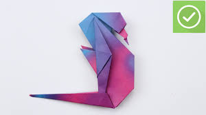 How To Fold An Origami Parrot 14 Steps With Pictures