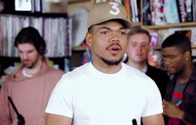Tiny Desk Concert Adele by Chance The Rapper Performs For Npr U0027s Tiny Desk Concert Series