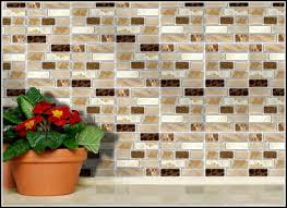 self adhesive ceramic wall tiles tiles home design ideas