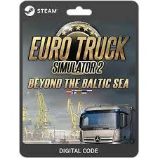 100 Steam Euro Truck Simulator 2 Beyond The Baltic Sea Steam Digital