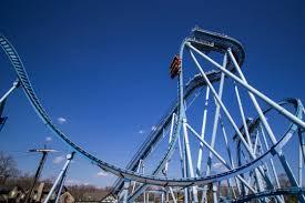 The Griffon Busch Gardens Williamsburg rollercoasters