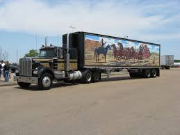 18 Wheel Beauties: Truck Replica: Snowman's Rig From