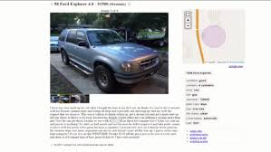 100 Craigslist Cars And Trucks For Sale Houston Tx Dad Tries To Sell Sons Truck On Over Pot Ad Goes Viral
