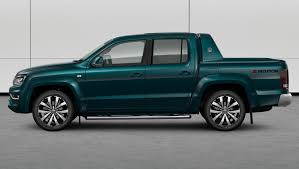 Volkswagen Amarok Small Truck Might Come To The U.S., Trademark ...