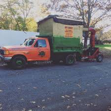 100 Leaf Vacuum Truck Our Leaf Vacuum Truck Out Today Doing McGowan Landscaping Inc