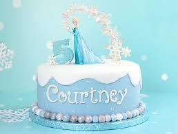 Frozen Elsa Cake Cakey Goodness